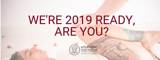 2019 Ayurvedic yoga massage
